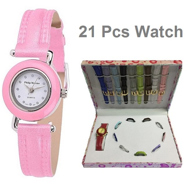 21 Pieces Ladies Watch Gift Set (41742)