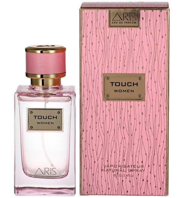 Original Touch for Women by Aris - Eau de Parfum, 100 ml