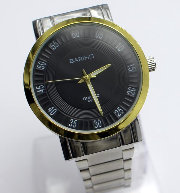 Black Mens Wrist watch (CW-67)