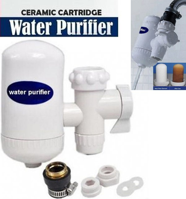 Environment - Friendly Instant Water Purifier For Home & Office