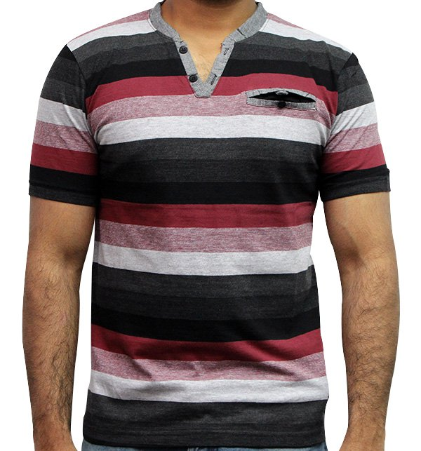 Short Slv Cotton Export Quality T-shirt (MCT-06)