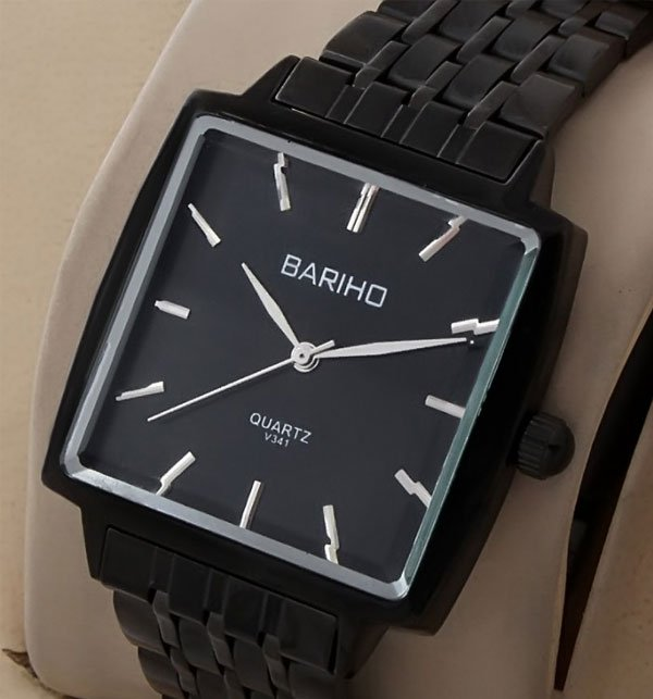 Mens Bariho Square Dial Watch (CW-72)